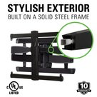 """View Larger Image of VXF730-B2 Extra Large Full Motion TV Mount for 46"""" - 95"""" TV"""