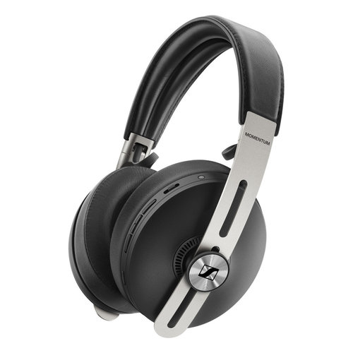 View Larger Image of Momentum 3 Over-ear Wireless Headphones (Black)