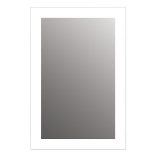"""View Larger Image of Forte 24"""" x 42"""" LED Lighted Bathroom Wall Mounted Dimmable Mirror"""