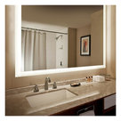 "View Larger Image of Forte 30"" x 36"" LED Lighted Bathroom Wall Mounted Dimmable Mirror"