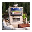 """View Larger Image of Full Sun Series 85"""" Outdoor TV"""