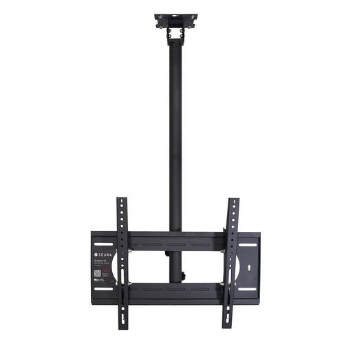 View Larger Image of Long Arm Outdoor TV Ceiling Mount (Black)