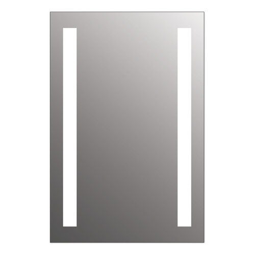 """View Larger Image of Lumin 30"""" x 36"""" LED Lighted Bathroom Wall Mounted Dimmable Mirror"""
