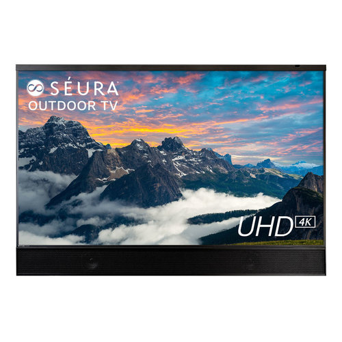 """View Larger Image of SHD2-43 Shade Series 43"""" Outdoor TV with Soundbar"""