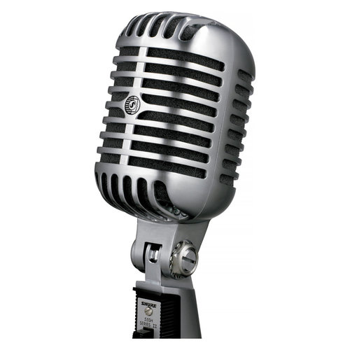 View Larger Image of 55SH Series II Iconic Unidyne Vocal Microphone