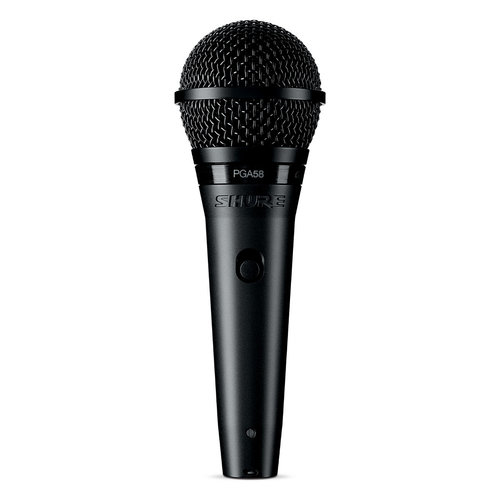 View Larger Image of PGA58BTS Handheld Microphone with Stand and Clip