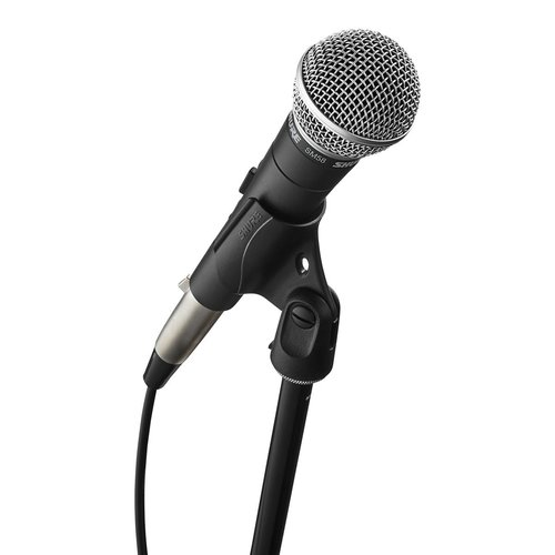 View Larger Image of SM58 Microphone with XLR cable and Stand