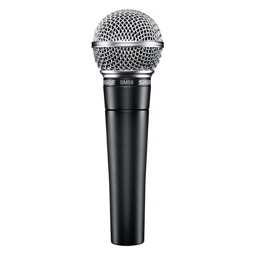 View Larger Image of SM58 Handheld Dynamic Vocal Microphone