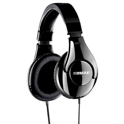 View Larger Image of SRH240A Professional Closed-Back Over-Ear Headphones (Black)