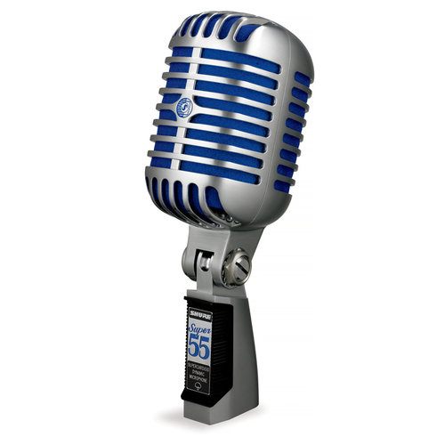 View Larger Image of Super 55 Deluxe Vocal Microphone