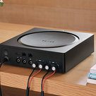 View Larger Image of Amp Wireless Hi-Fi Player with Gen. 3 Subwoofers - Pair