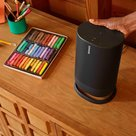 View Larger Image of Move Durable, Battery-Powered Smart Speaker