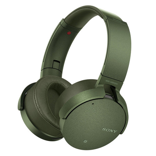 View Larger Image of MDR-XB950N1 Wireless Noise-Cancelling Headphones with Mic and EXTRA BASS