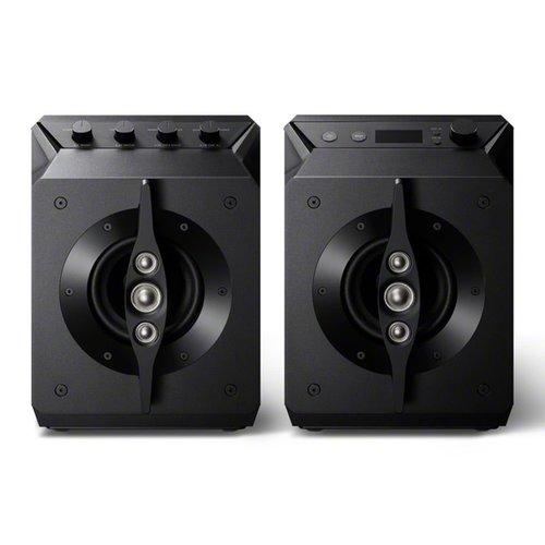 View Larger Image of SA-Z1 Signature Series Bookshelf Speakers for PC - Pair (Black)