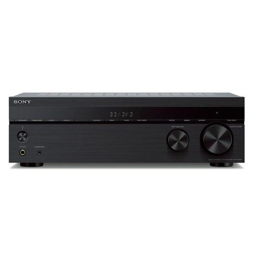 View Larger Image of STR-DH590 5.2 Multi-Channel 4K HDR AV Receiver with Bluetooth