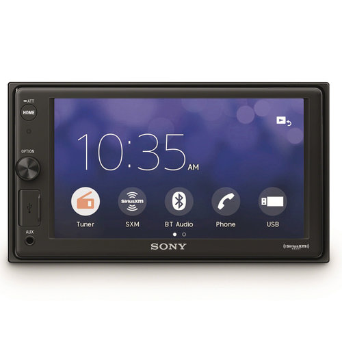 "View Larger Image of XAV-V10BT 6.2"" Media Touchscreen Receiver w/ Bluetooth"
