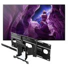 """View Larger Image of XBR55A8H 55"""" BRAVIA OLED 4K Smart TV with HDR with SU-WL855 Ultra Slim Swivel TV Mount"""