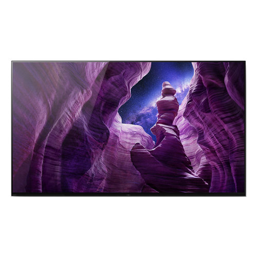 """View Larger Image of XBR65A8H 65"""" BRAVIA OLED 4K Smart TV with HDR"""