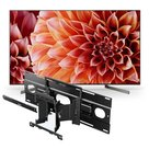 """View Larger Image of XBR65X900H 65"""" BRAVIA 4K Ultra HD HDR Smart TV with SU-WL855 Ultra Slim Swivel TV Mount"""
