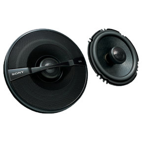 """XS-GS1621 GS-Series 6-1/2"""" 2-Way Coaxial Speakers - Pair"""