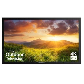 "SB-S-43-4K 43"" 4K UHD Signature Series Outdoor TV for Partial Sun"