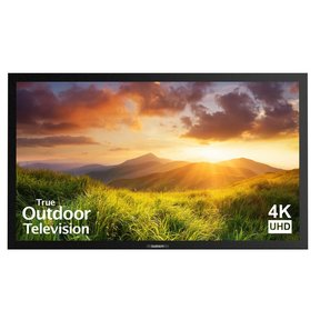 "SB-S-55-4K 55"" 4K UHD Signature Series Outdoor TV for Partial Sun"