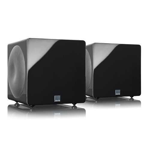 View Larger Image of 3000 Micro Subwoofers with Fully Active Dual 8-inch Drivers - Pair