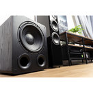 View Larger Image of PB-1000 Pro Ported Subwoofers - Pair (Black Ash)