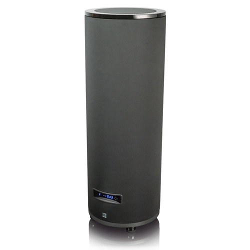 "View Larger Image of PC-4000 13.5"" 1200W Cylinder Subwoofer (Piano Gloss Black)"