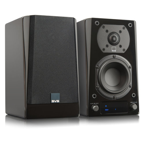 View Larger Image of Prime Wireless Powered Speaker System