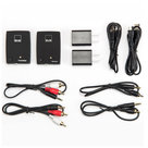 View Larger Image of SoundPath Wireless Audio Adapter Bundle with Subwoofer Isolation System (4-Pack)