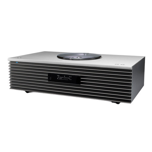 View Larger Image of SCC70MK2 Premium All-in-One Music System (Silver)