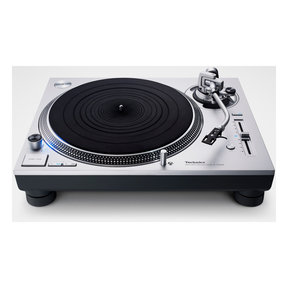 SL-1200GR Grand Class Series Direct Drive Turntable (Silver)