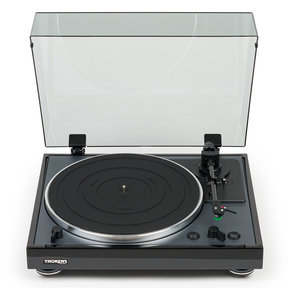 TD 102 A Fully Automatic Turntable with Integrated Switchable MM Phono Preamplifier