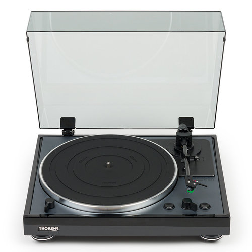 View Larger Image of TD 102 A Fully Automatic Turntable with Integrated Switchable MM Phono Preamplifier