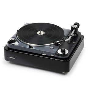 TD 124 DD High-End Direct Drive Turntable