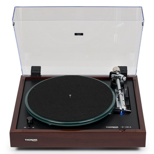 View Larger Image of TD 148 A Fully Automatic Turntable with Ortofon M2 Blue Cartridge
