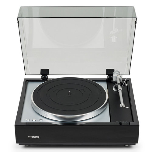 View Larger Image of TD 1600 High-End Sub Chassis Turntable