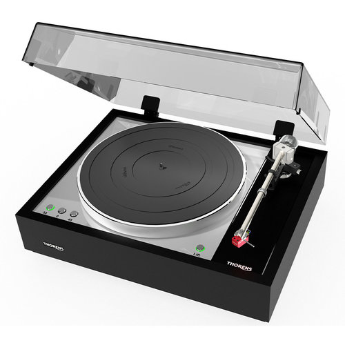 View Larger Image of TD 1601 High-End Sub Chassis Turntable with Electrical Lift and Auto-Stop Function