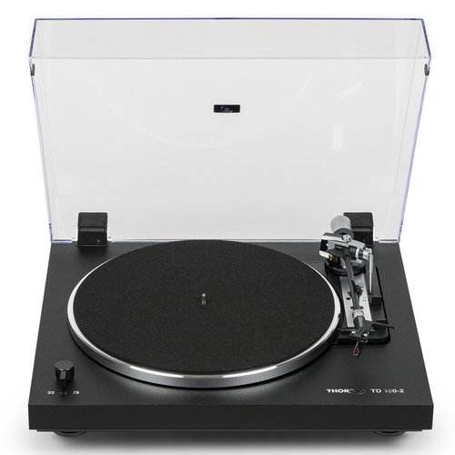View Larger Image of TD 190-2 Fully Automatic Turntable