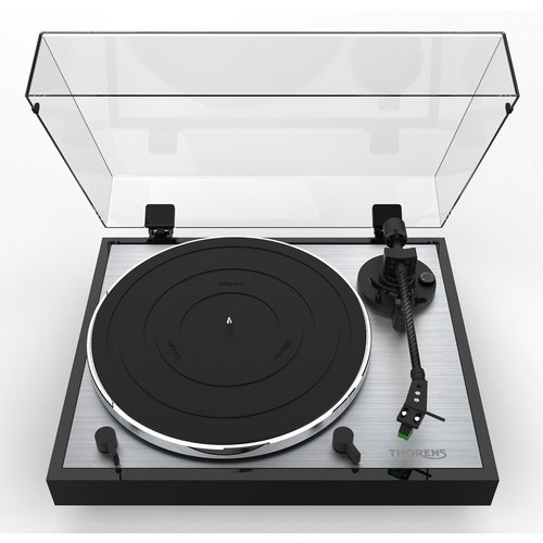 View Larger Image of TD 402 DD Direct Drive Turntable with Limit Switch