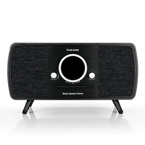 Music System Home All-In-One Music System with Amazon Alexa Voice Assistance