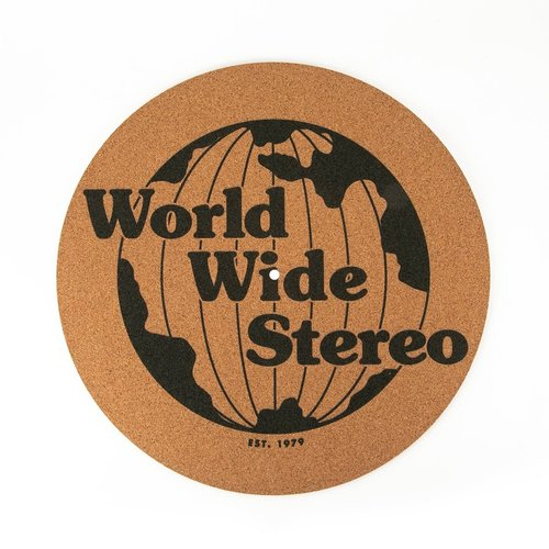 """View Larger Image of 12"""" Cork Turntable Slipmat - 1979 Special Edition"""