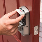 View Larger Image of Assure Lock Wi-Fi and Bluetooth Touchscreen Deadbolt (Satin Nickel)