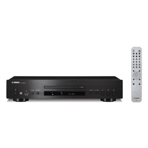 CD-S303 CD Player with MP3/WMA/LPCM/FLAC/USB Compatibility