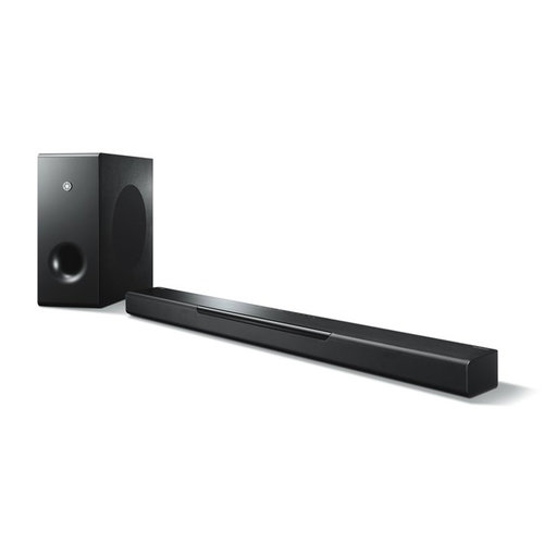 View Larger Image of MusicCast BAR 400 Sound Bar with Wireless Subwoofer