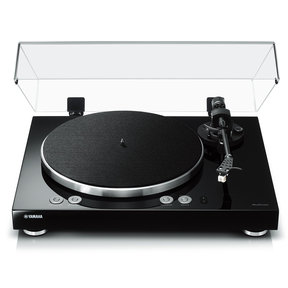 MusicCast Vinyl 500 Wi-Fi Turntable (Piano Black)