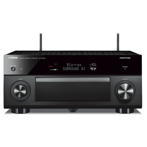 View Larger Image of RX-A3080 AVENTAGE 9.2-Channel AV Receiver with MusicCast