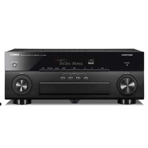 View Larger Image of RX-A880 AVENTAGE 7.2-Channel AV Receiver with MusicCast