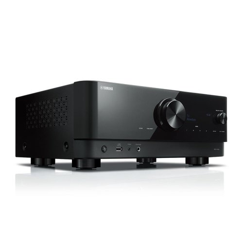 View Larger Image of RX-V4 5.2-Channel AV Receiver with 8K HDMI and MusicCast